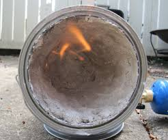 backyard metal casting and homemade forges