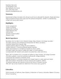 general cover letter for college students