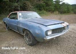 69 camaro project for sale trans sports cars awesome worldwide thefind paulasmile 97