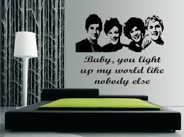 one direction song lyrics wall art stickers without zayn malik one direction wall art sticker