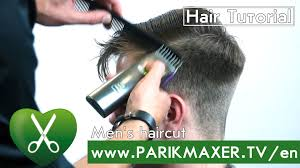 pinoy new haircut for men top hairstyle for men 2017 parikmaxer tv english version youtube