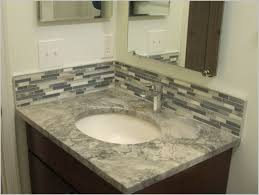 bathroom vanity backsplash ideas bathroom backsplash for bathroom vanity marvelous on prissy ideas