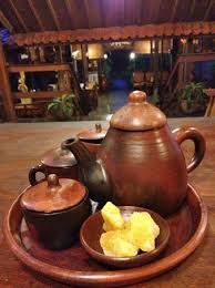Teh Poci afternoon tea delight teh poci traditional tea in the clay pot