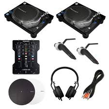 dj table for beginners pioneer complete mix dj turntable package turntablelab com
