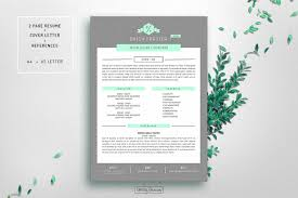 Two Page Resume Header 50 Creative Resume Templates You Won U0027t Believe Are Microsoft Word