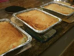 thanksgiving for a crowd chicken pot pie for a crowd the recipe on this link feeds