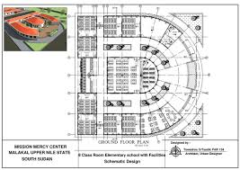 mission floor plans mission projects upper nile state of south sudanlutheran mission