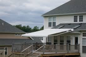 Roof Mounted Retractable Awning Total Eclipse Dayton Retractable Awnings Kettering