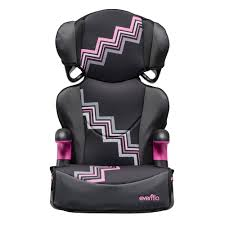 pink kid car big kid sport mia 2 in 1 booster car seat