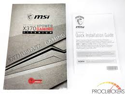 msi x370 xpower gaming titanium motherboard review page 3 of 10