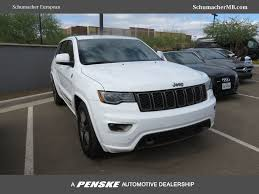 jeep grand cherokee 2017 grey 2017 used jeep grand cherokee limited at schumacher european