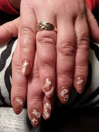 free gel nail designs and extensions and manicures in exchange for