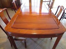asian dining table ebay