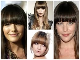 best bangs for a long face shape hair world magazine