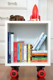 Rolling Bookcases Bookcase Styling Kids Bookshelves Bookcase Bed Full Bookcases