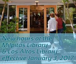 Expanded Hours at Milpitas Library and Los Altos Library Santa Clara County Library District   Santa Clara County Library