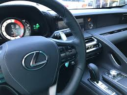 lexus lc car and driver the lexus lc 500h is a hybrid like no other 95 octane