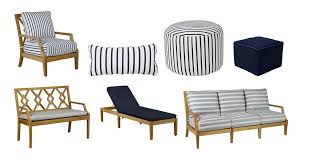 One Kings Lane Sofa by One Kings Lane Launches New Outdoor Furniture Collections