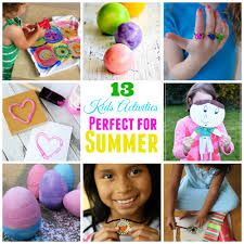 13 kids activities for summer skip to my lou