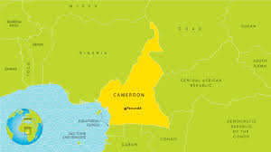 Map Of Cameroon Cameroon Country Profile National Geographic Kids