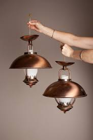 1910 antique light fixture maybe a few of these rather than can