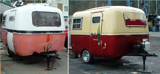 boler before and after bolers campers caravans and trailers