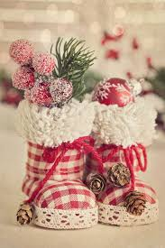Handmade Christmas Decoration by Top 40 Decoration Ideas With Santa Boots Christmas Celebrations