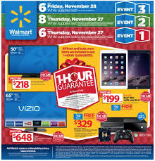 walmart black friday ad 2014 money saving