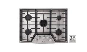 lg cooktops modern design u0026 cooking precision lg usa