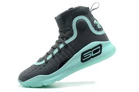 green glow 4 cheap armour curry 4 wolf grey green glow for sale