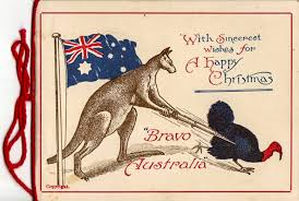 the joy of collecting early australian christmas cards