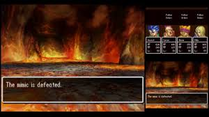dragon quest vi ds commentary 151 fungeon to the ceremonial