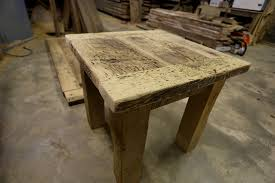 reclaimed wood end table excellent end tables designs wooden rustic reclaimed end table round