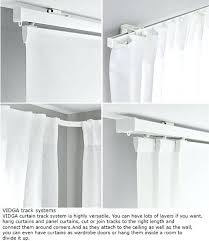 Curtains For Ceiling Tracks Curtain Track Curtains Alpals Info