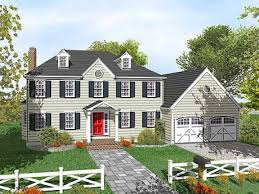 100 house plans colonial 100 traditional colonial house