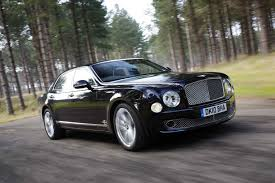 bentley 2000 bentley mulsanne under a wide range of tests and checks