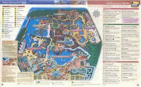 Disney Resorts Map Tokyo Disney Resort Guide Tokyo Disneysea Tokyo Disney Resort