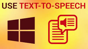 how to use text to speech in windows 8 youtube