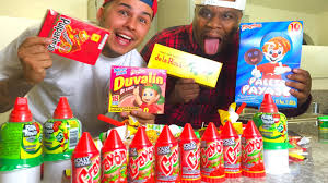 where to find mexican candy mexican candy challenge trying mexican candy