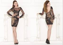 tarik ediz short prom dress 90412 from peaches boutique chicago
