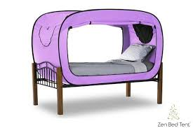 zen bed tent privacy and seclusion for naps studying bedtime