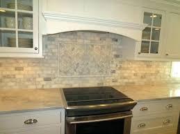 kitchen backsplash travertine tile tumbled travertine backsplash alund co