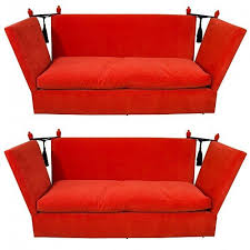 Knole Settee For Sale Upgrade It The George Smith Knole Sofa The Local Vault