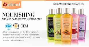 washami organic plant essence bath shower gel china shower gel usage after getting wet apply proper amount on your palm or on bath cotton smear on th body gently massage to produce a rich foam then clear the body