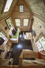 interiors of tiny homes cool rustic modern wood paneled space cool rooms