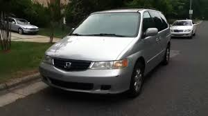 2003 honda odyssey in comfort car design review best and new
