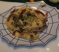 recipe for halloween bugs worms u0026 macaroni quick cooking