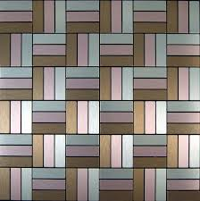 vinyl kitchen backsplash brown silver pink vinyl tile 11 sheets wholesale vinyl tiles self