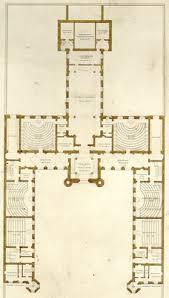 architectural plan the silver city vault treasure 42 marischal college ground floor