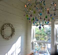Beach Glass Chandelier Beach Cottage Chandeliers Best 25 Coastal Dining Rooms Ideas On